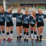 VVH B1 meiden in 5 sets langs Oeverzaluwen