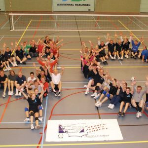 40 jaar volleybal harlingen