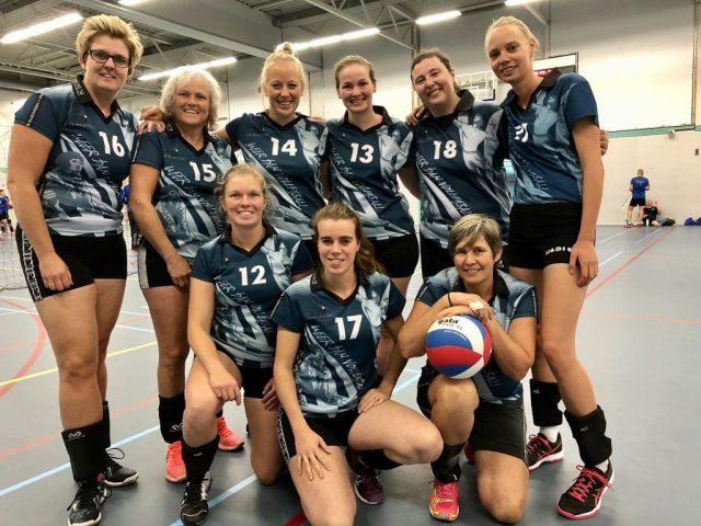 Dames VVH 2 seizoen 2019-20120